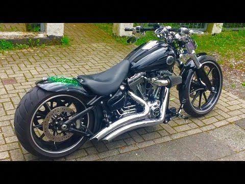 Harley Davidson Breakout Custom (Stefan from Germany