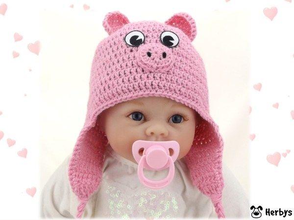 Anleitung Babymütze Häkeln Häkelanleitung Mütze Merinowolle
