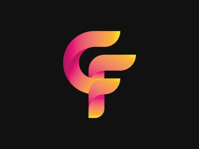 CF - Monogram Logo https://dribbble.com/shots/3542599-CF-Monogram ...