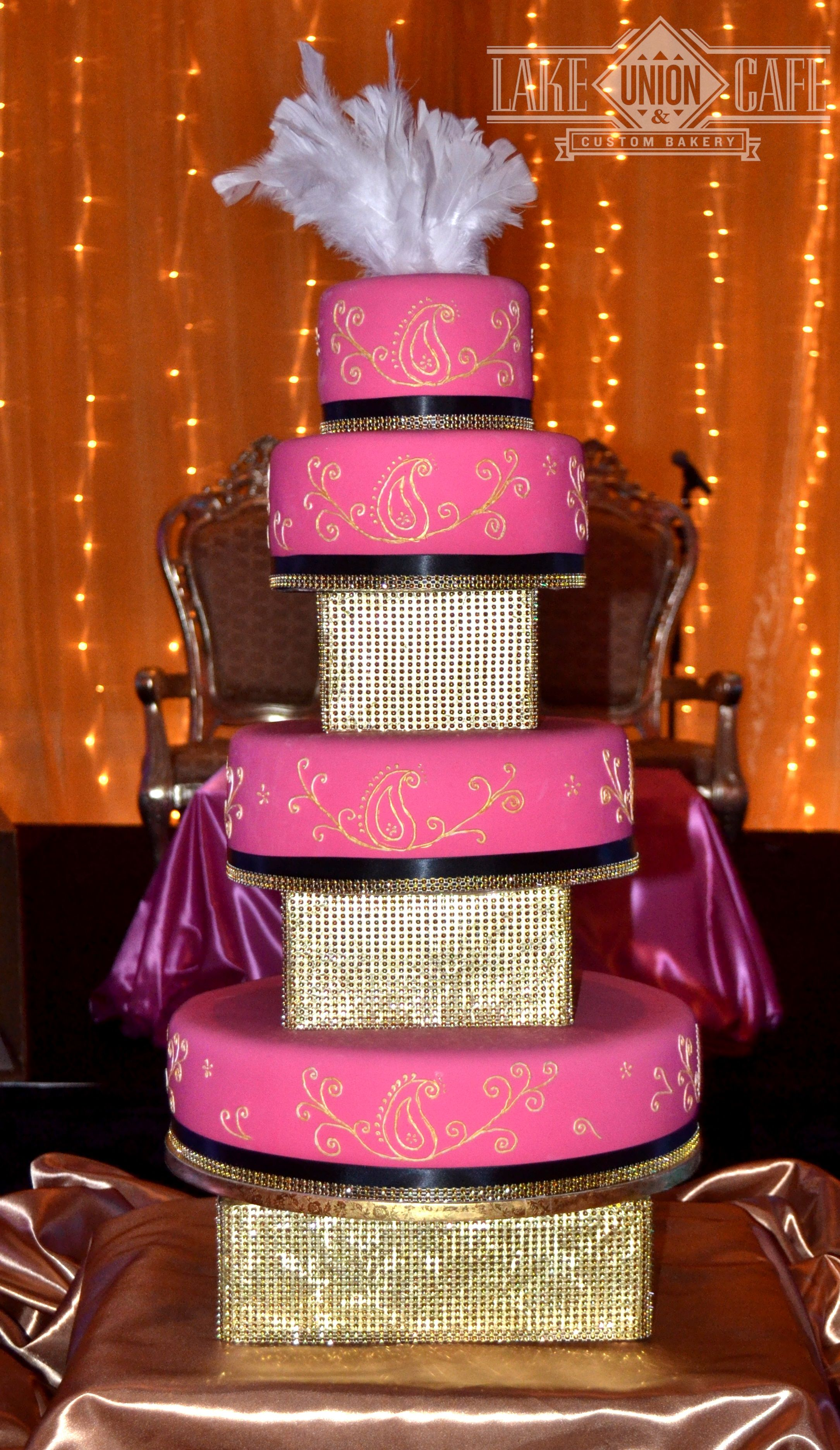 LUC Custom Bake Wedding & Special Occasion Cake Bakery