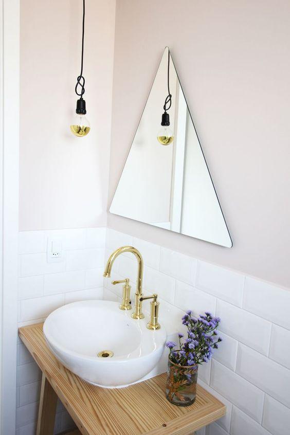 Ideen für Waschbecken, Badezimmer und Badewannen mit freundlicher