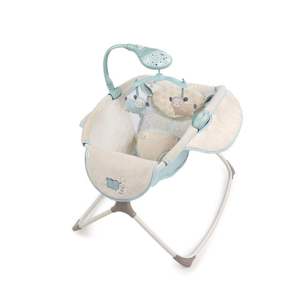 Baby cribs rocking - Newborn Rocking Bassinet Baby Sleeper Cradle Furniture Infant Crib Bed Nursery Ingenuity