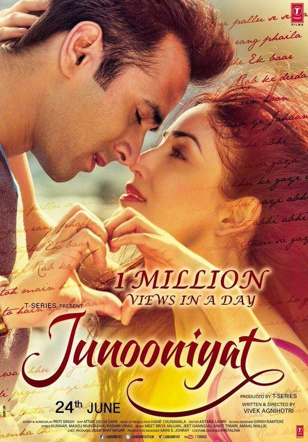 Lyrics Of Mujhko Barsaat Bana Lo From Junooniyat 2016 Lyricsmasti Best Bollywood Movies New Movie Song Bollywood Songs