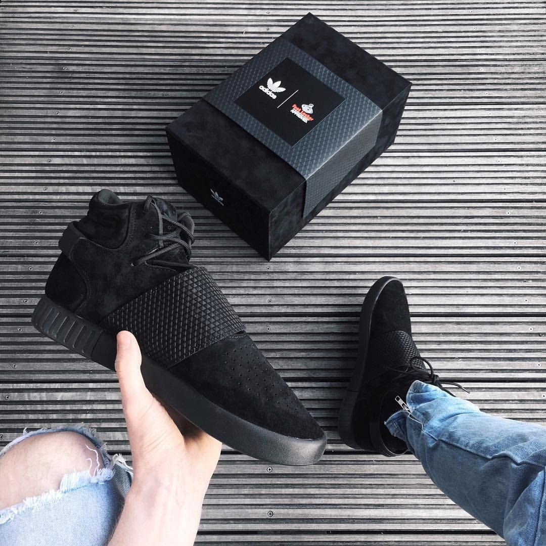 aa882d4a482 Adidas tubular invader strap | Men's Outfit and Streetwear in 2019 ...