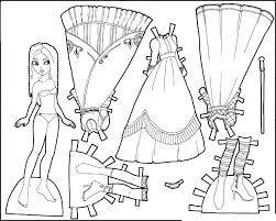 Kartinki Po Zaprosu Oden Kuklu Paper Dolls Clothing Paper Dolls Princess Paper Dolls