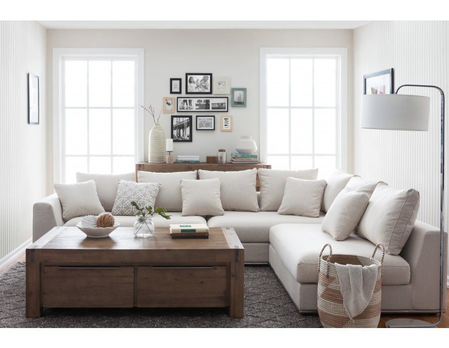 HORIZON - Modular sectional sofa - Beige : sectional modular - Sectionals, Sofas & Couches