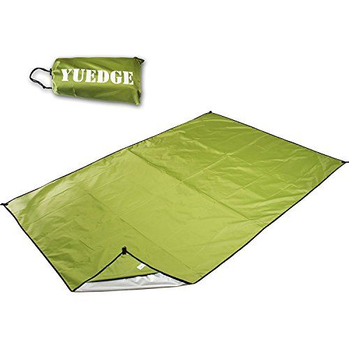 Camping Tarp Yuedge Mutifunctional Tent Footprint Waterproof Picnic Mat Groundsheet Sunshade For Camping Hiking Ba Groundsheet Tent Footprint Camping Tarp