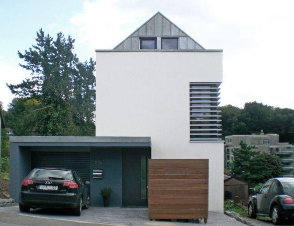 5-Meter-Haus | Haus | Pinterest | Fassaden, Architektur und Moderne ...