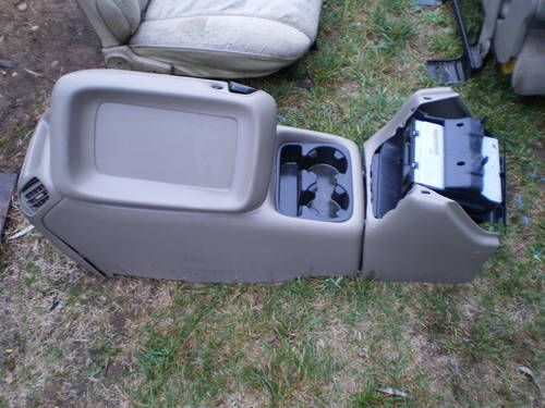 Chevy Silverado Center Console Grey 99 02 Gmc Pickup Truck Custom Hot Gmc Pickup Trucks Gmc Pickup Pickup Trucks