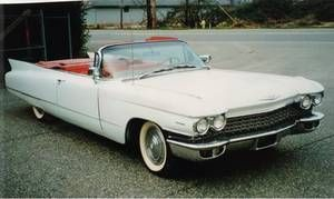 Vancouver Bc For Sale 1960 Cadillac Craigslist Coupe De Villa