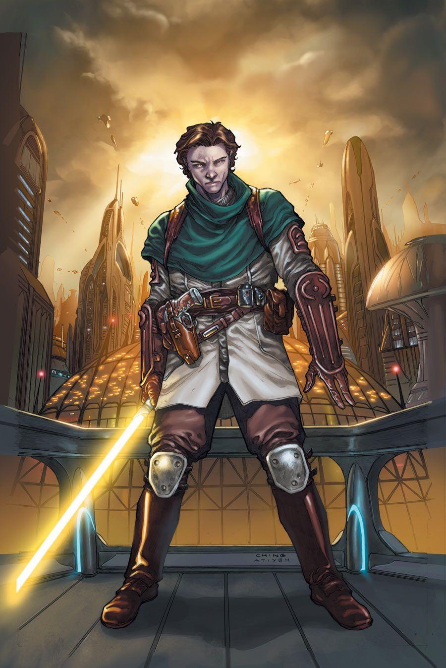 Star Wars Knights Of The Old Republic Vol 1 31 Zayne Carrick