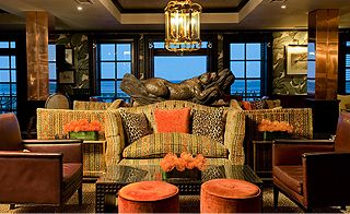Leopard Bar à The Twelve Apostles Hotel and Spa