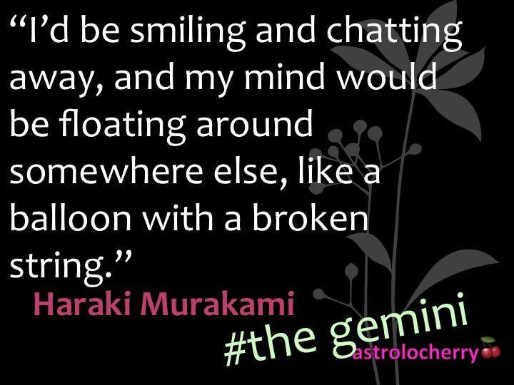 Star Sign Quotes Gemini