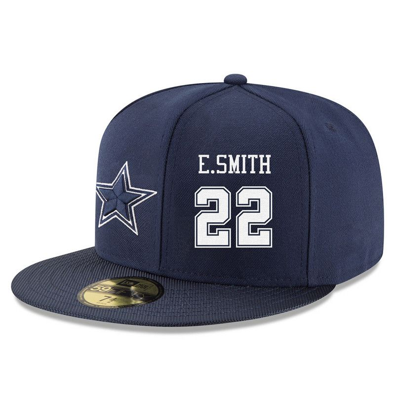 Dallas cowboys 22 blue snapback hat dallas cowboys hats