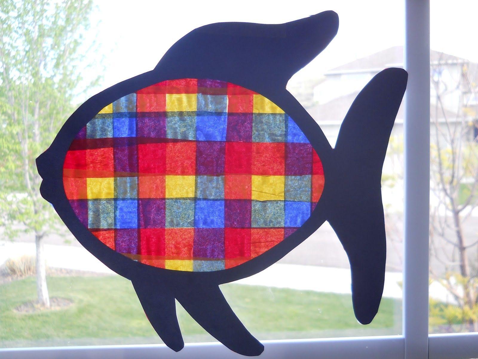 Rainbow Fish Printable | Kinderbabies! | Pinterest | Rainbow fish ...
