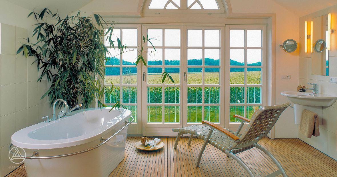 Landhaus-Badezimmer Bad Pinterest - badezimmer landhaus