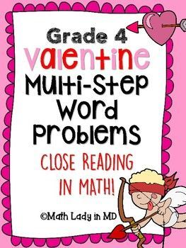 Ever wish your students would read multiplication and division multi-step word problems multiple times to understand and solve the problem? During those cold winter weeks, doing one problem a day will help your students continue to grow as problem solvers.