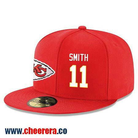 Kansas City Chiefs #2 Dustin Colquitt Snapback Cap NFL Player Red with White Number Stitched Hat