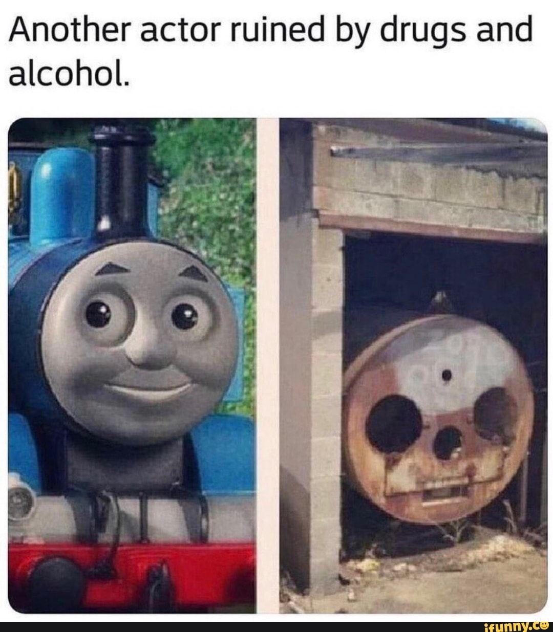 Pin On Funny Thomas The Tank Engine Memes