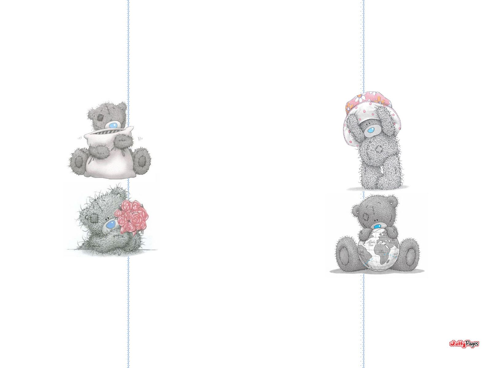 Tatty Teddy Graphics