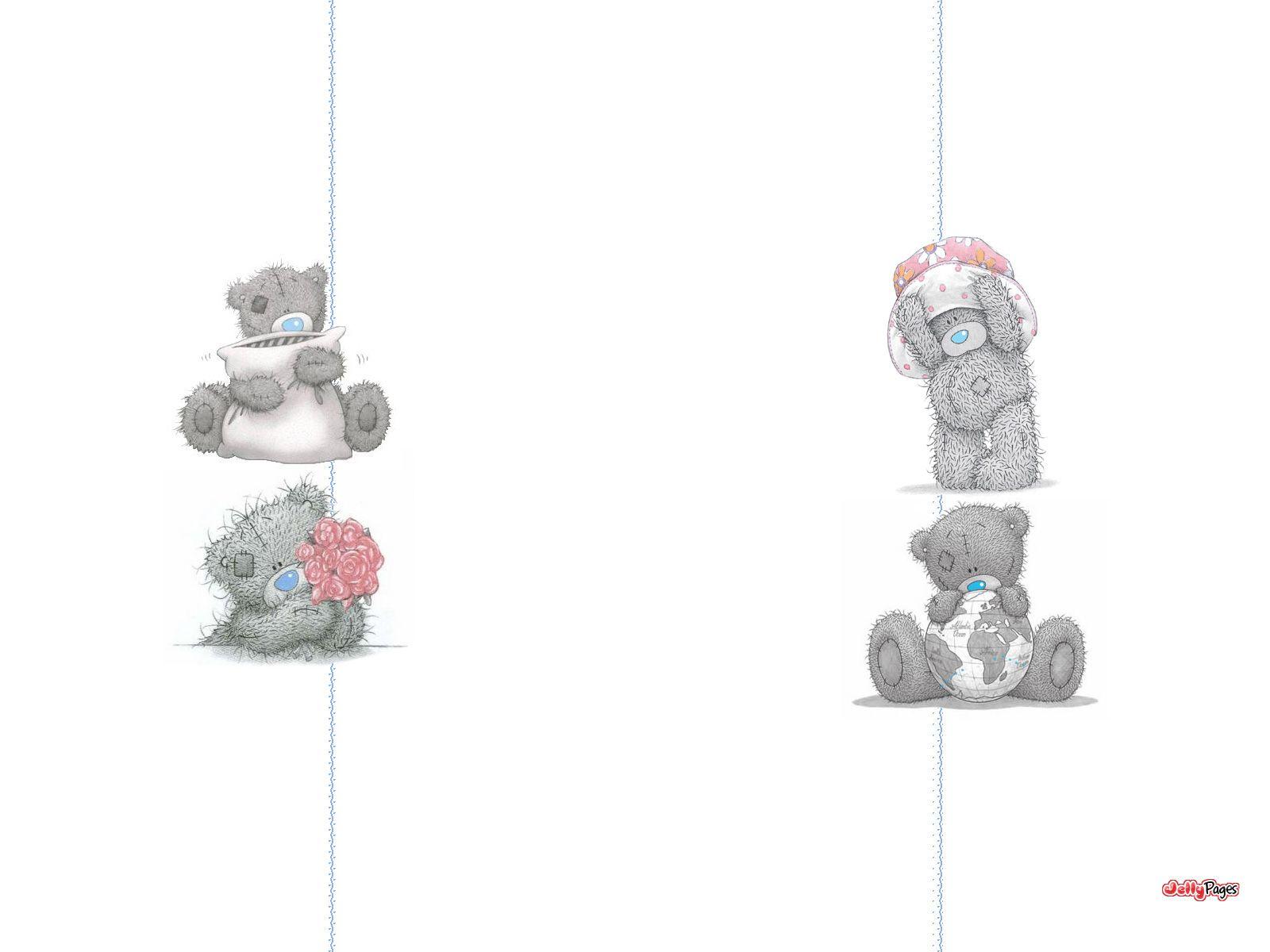 Teddy Bears Free Printable Party Invitations
