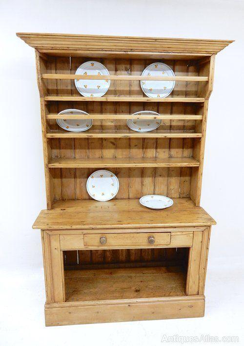 Pine Dresser Kitchen