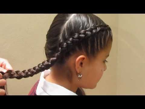 Boxer Braids. Tried my best to do a picture tutori  #Boxer #boxerbraids #Braids ...   - Best - #Boxer #boxerbraids #Braids #Picture #Tutori #boxer Braids paso a paso #boxer Braids paso a paso