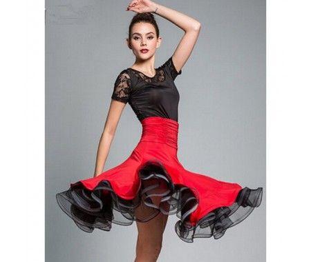 026443453 Ballroom Dance Competition Dresses Ballroom Dance Waltz tango Foxtrot  Quickstep Viennese Waltz flamenco