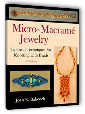 Micro Macrame Livre De Bijoux Livre Pinterest Macrame Micro