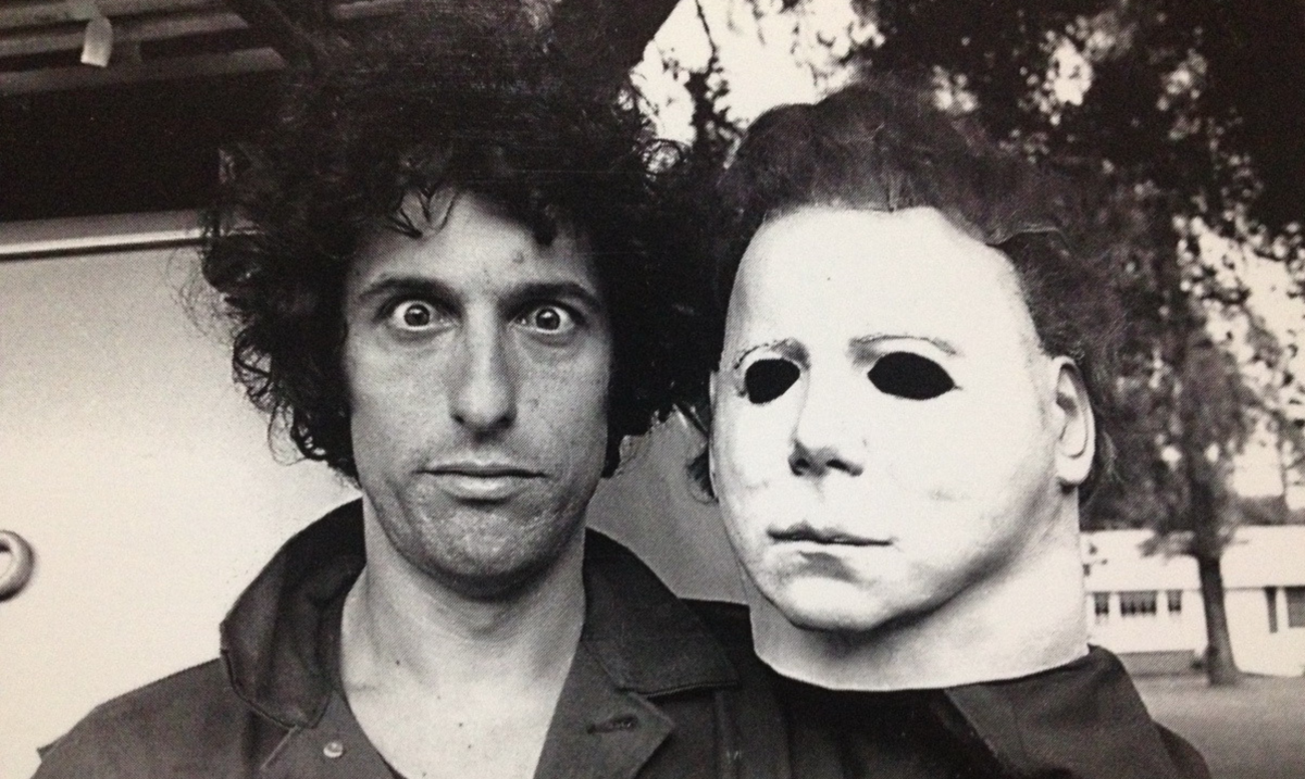 Nick Castle Michael Myers Actor Shares His First Pics From
