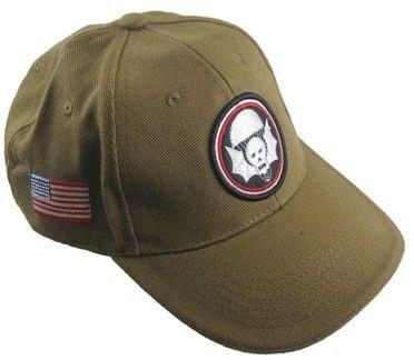 eb3caab10e5b7 Khaki US 502nd Parachute Infantry Baseball Cap