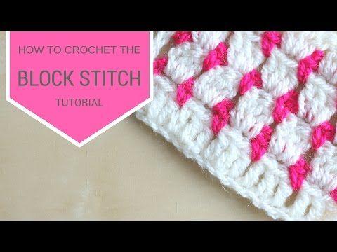 Crochet Bobblepopcorn Stitch Tutorial Bella Coco Youtube