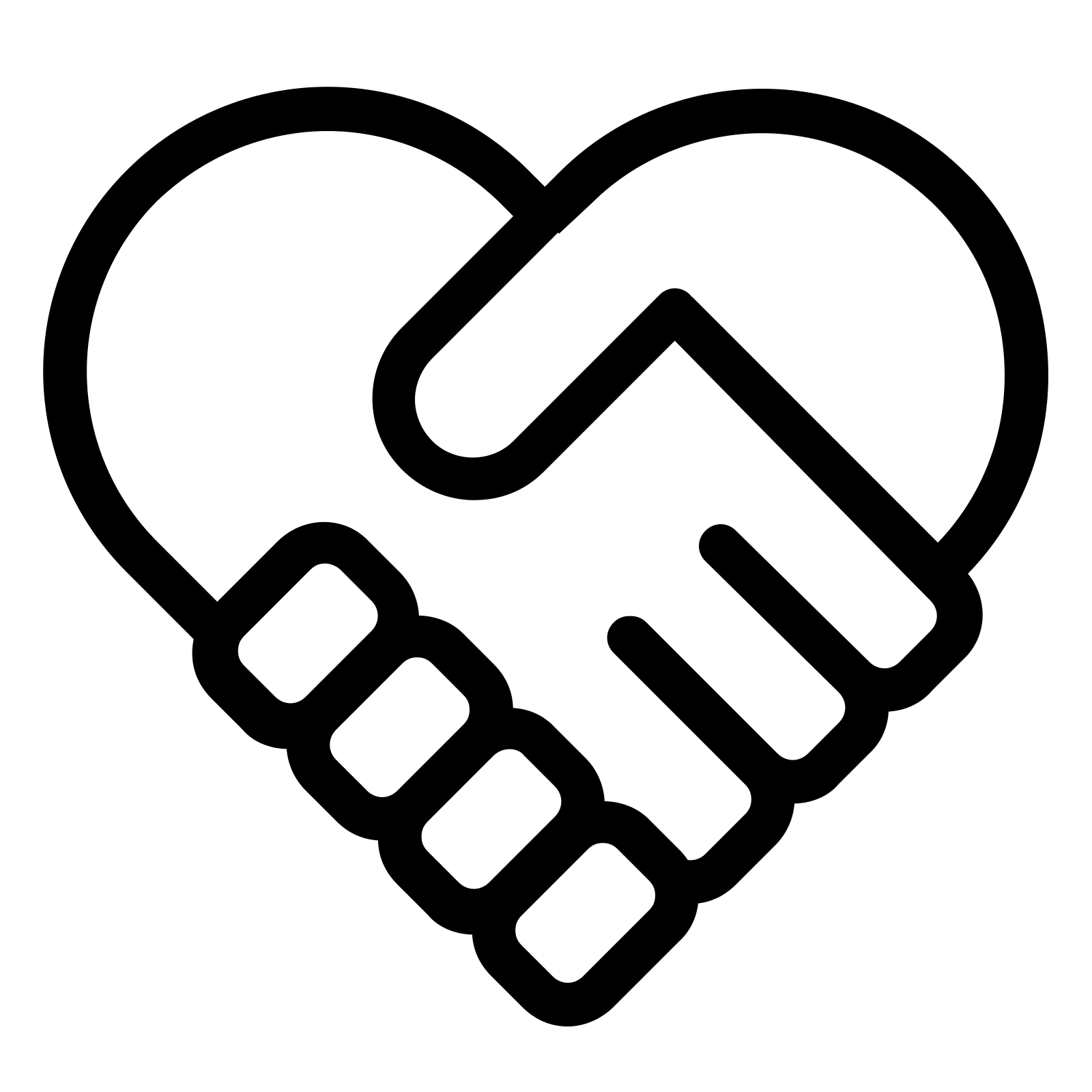 Afbeeldingsresultaat Voor Hand Shake Icon Desain Logo Seni Grafis Gambar