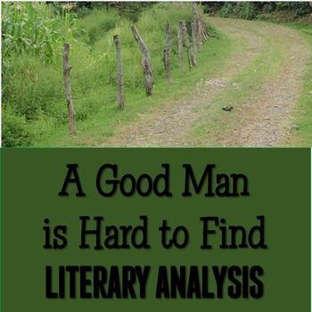 A good man is hard to find argumentative essay