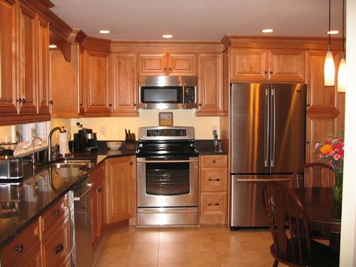 ranch style kitchen designs. Raised Ranch Style For Small Kitchen Remodel Ideas  Projects