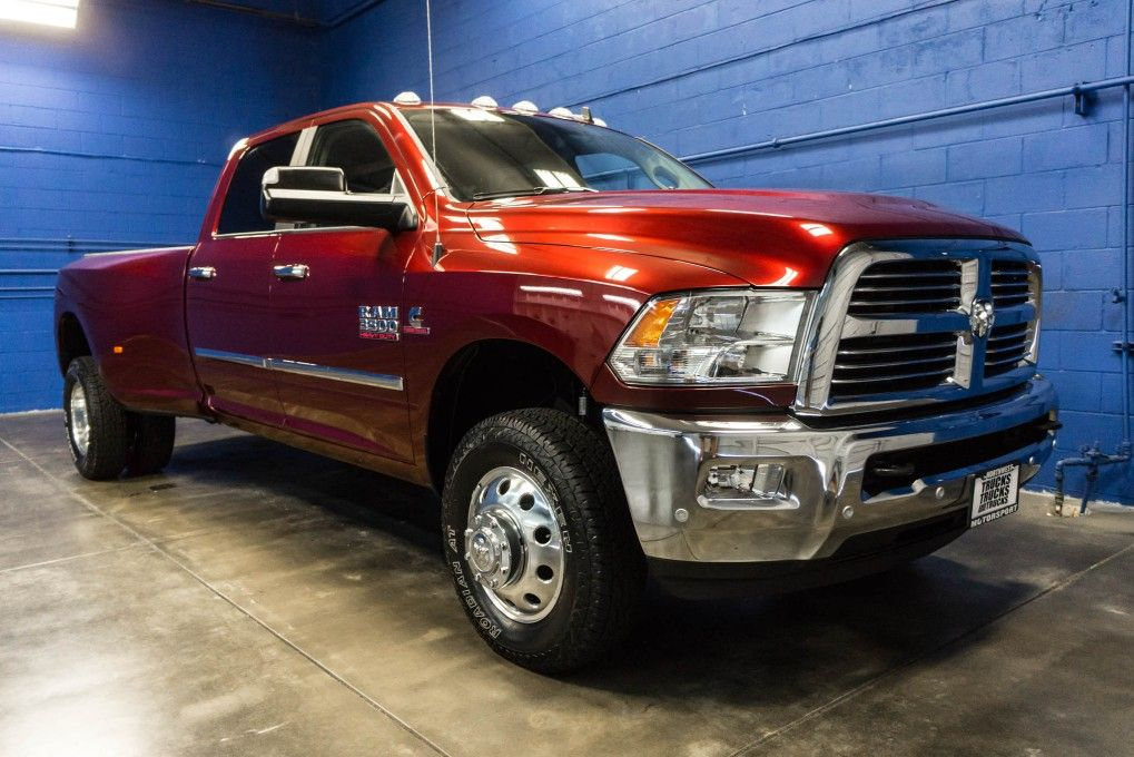 2016 dodge ram 3500 big horn dually 4x4 cummins turbo diesel truck for sale at turbo diesel. Black Bedroom Furniture Sets. Home Design Ideas