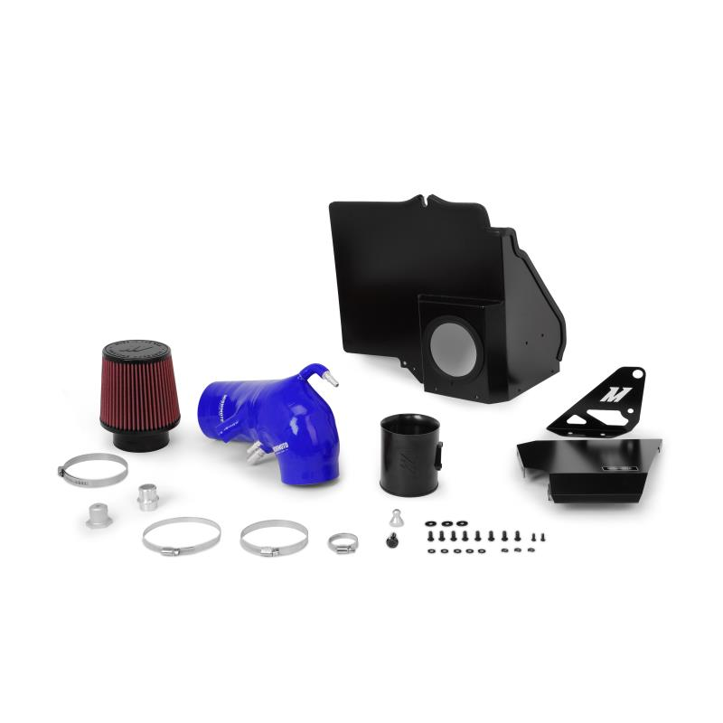 Mishimoto Performance Air Intake Blue 2015+ Ford Mustang
