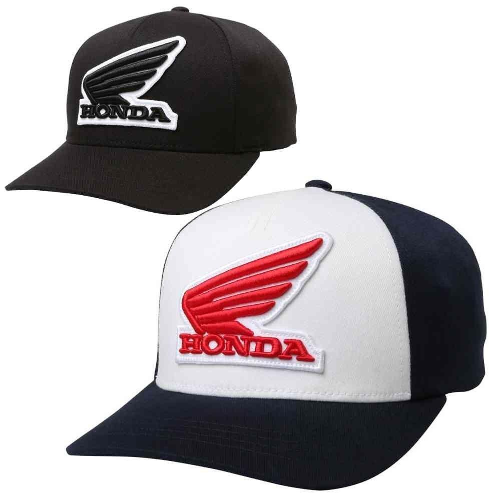 9828d36532b3f Fox Racing Honda Mens Flexfit Hats in 2019