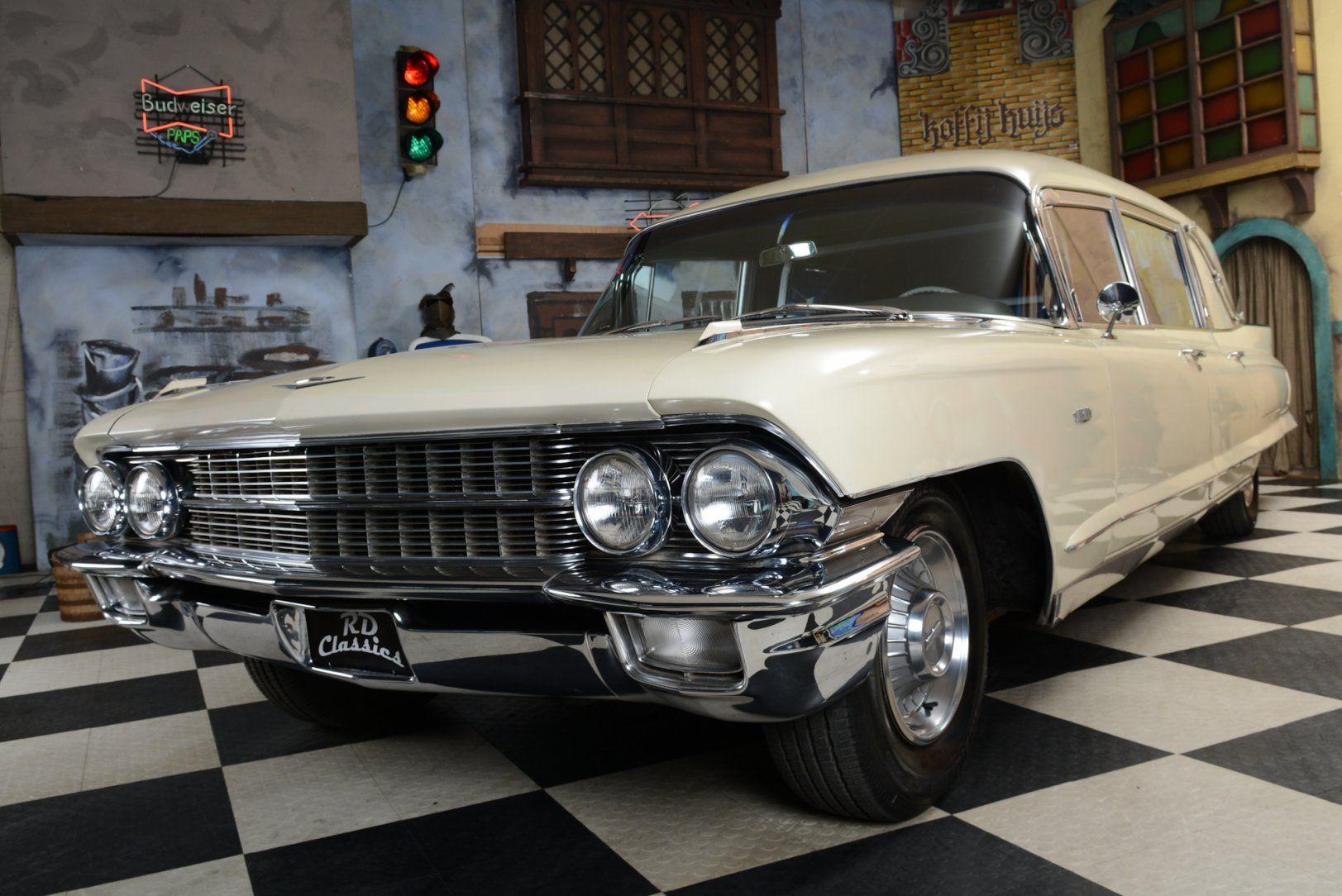 Pin on My Cadillac Hearses