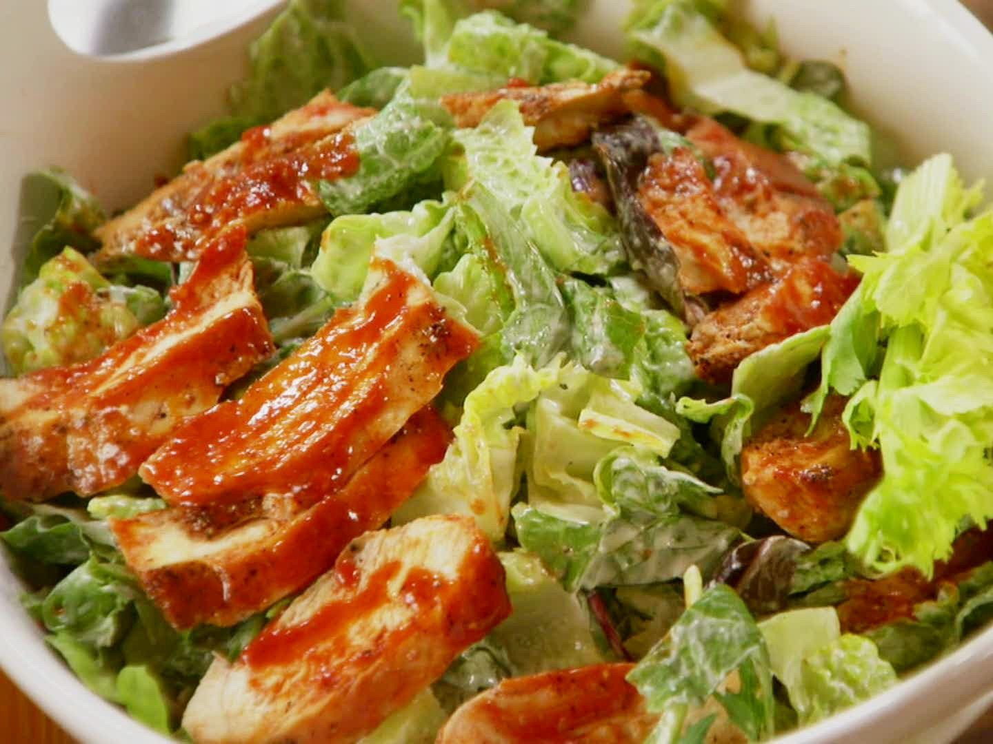 Buffalo chicken salad recipe buffalo chicken buffalo and salad forumfinder Choice Image