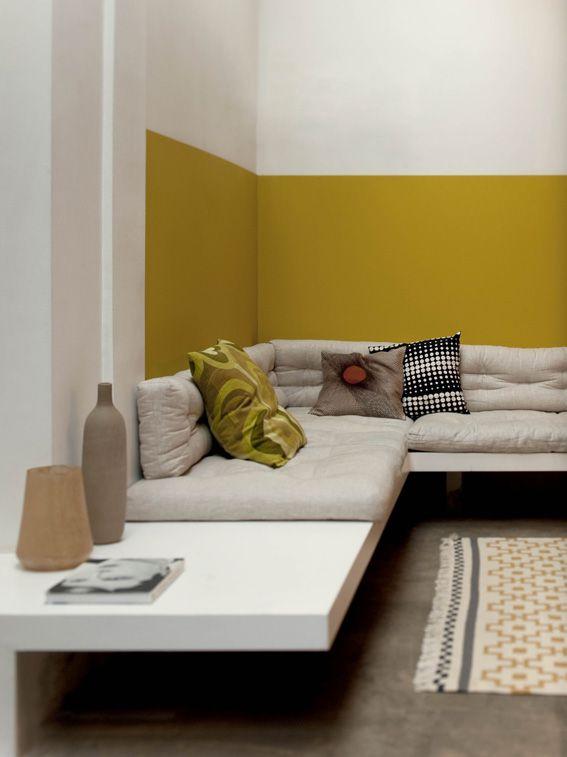 chez Sabri : idée de couleur pour le salon