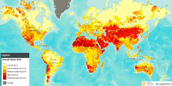 ALERT: Global Water Security @wef