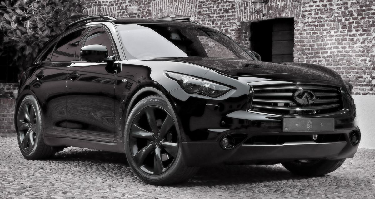 2018 Infiniti Qx70 Preview To Debut In Beijing Blacked Out