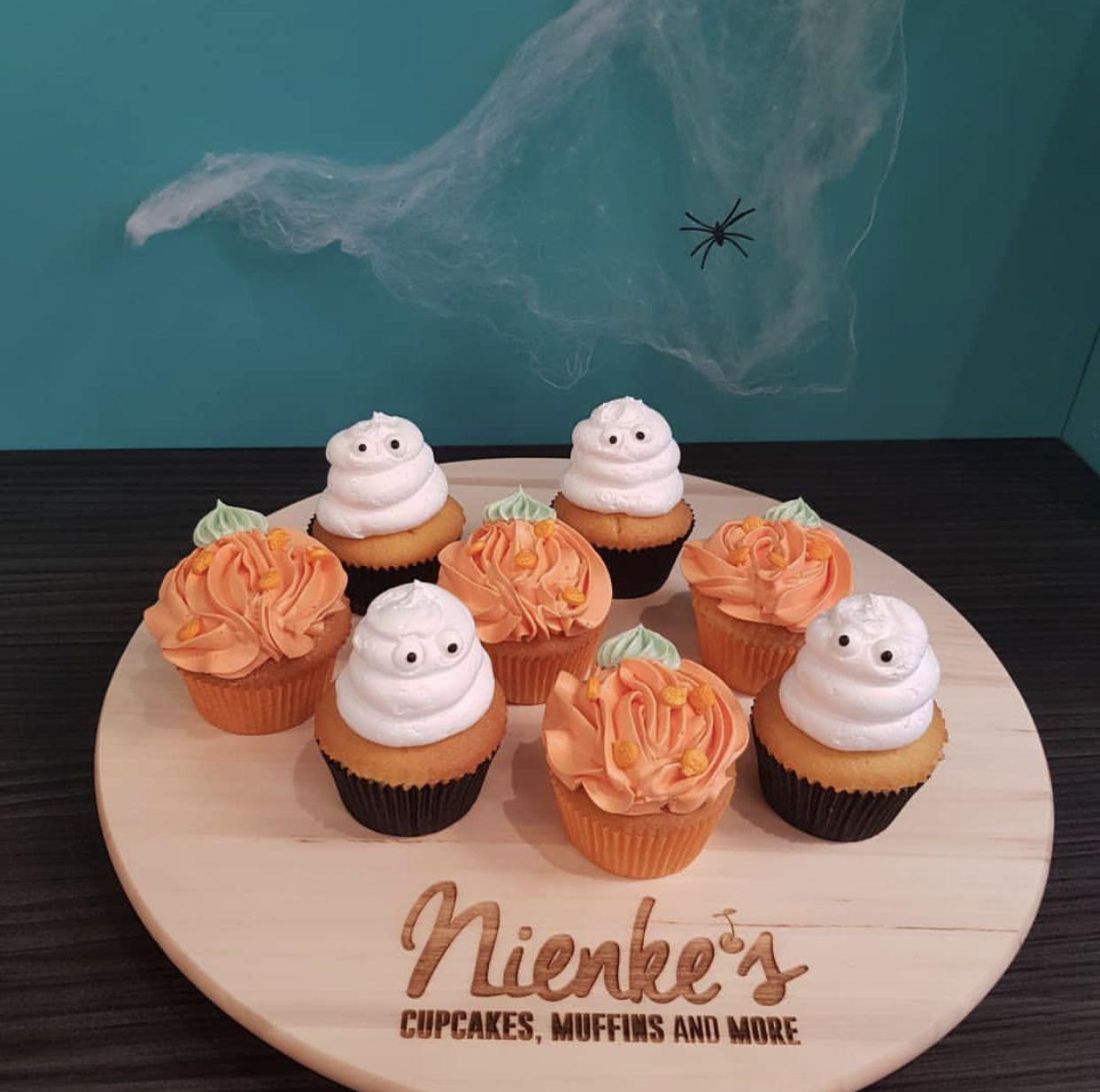 Nienkes Cupcakes Vanille Cupcakes Cupcakes Rum