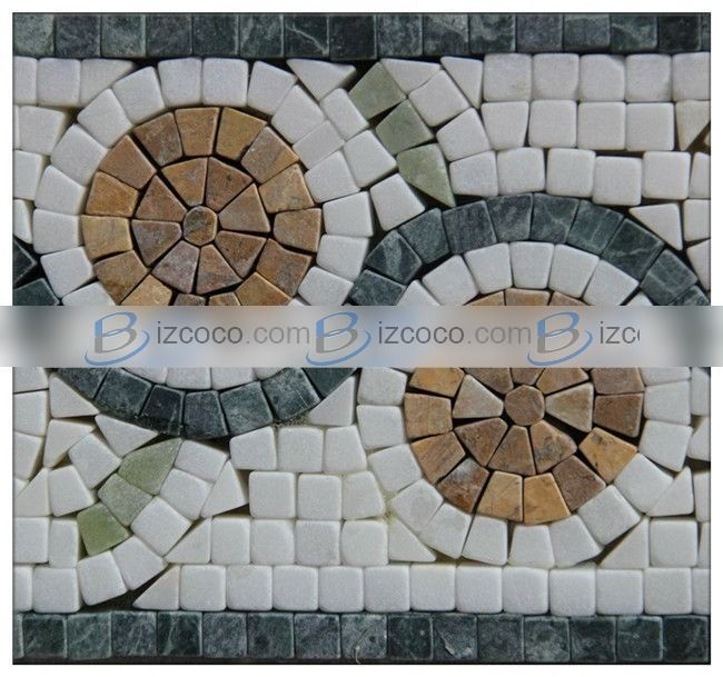 Decorative Tile Borders Decorative Mosaic Tile  Interior Decorative Pattern Marble Mosaic