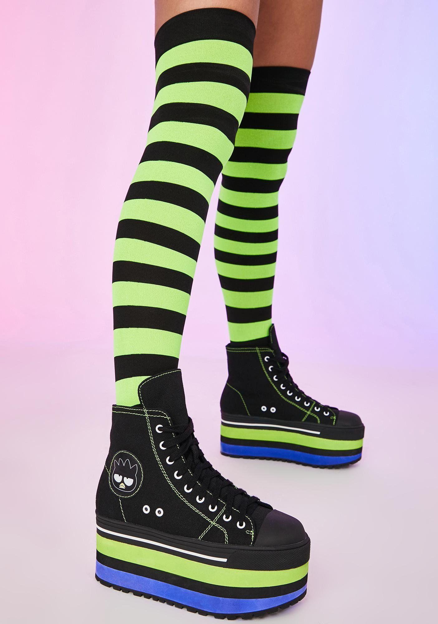 Platform sneakers, Sneakers, Creeper boots