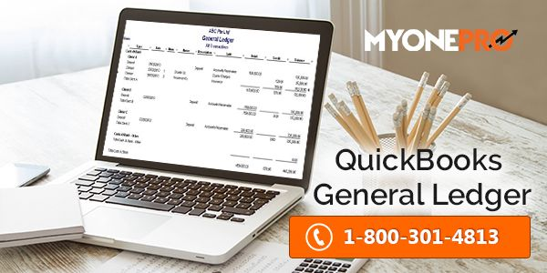 QuickBooks general ledger templates makes maintaining your books - what are general report templates