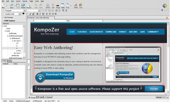 10 Best Open Source Tools For Web Developers Web Development Blog News And Tutorials Developer Web Design Software Free Web Design Web Development Design