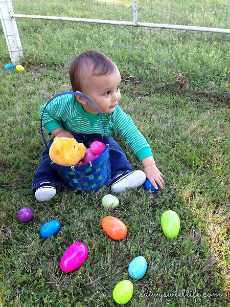 first-easter-egg-hunt
