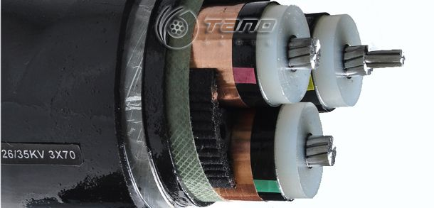 26/35kV Al Core Power Cable